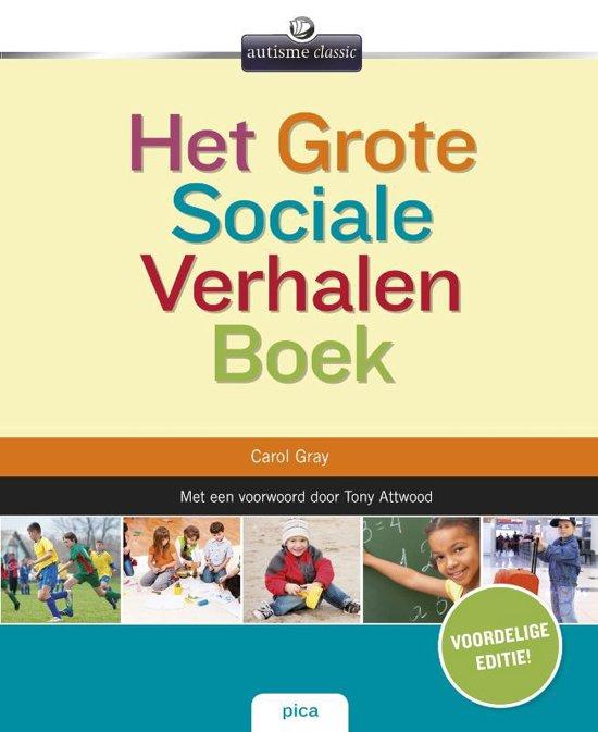 Het grote sociale verhalenboek