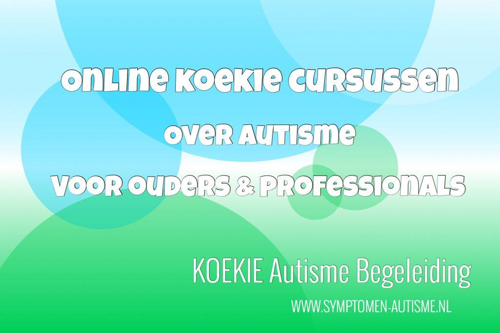 Cursussen over autisme